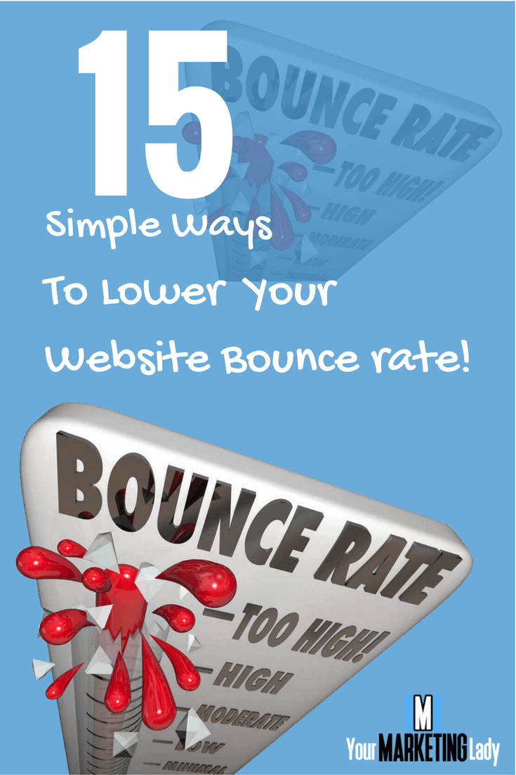 15 simple ways to lower your website bounce rate