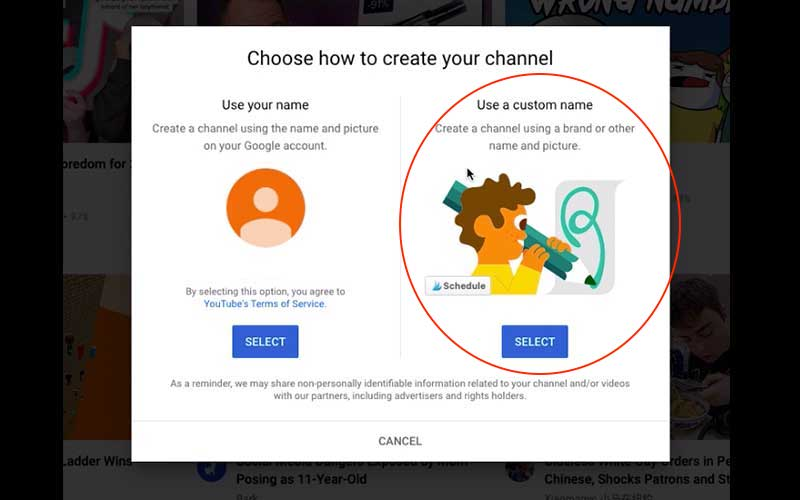 Choose-How-To-Create-Your-YouTube-Channel