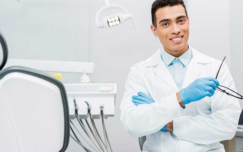 google my business setup for dentists
