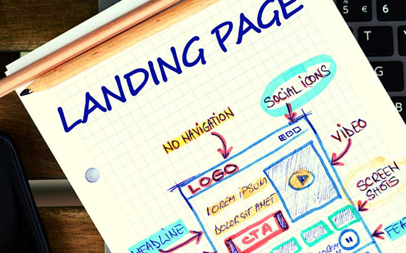 Create A Landing Page To Boost Website Conversions